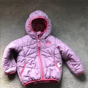 EUC The North Face Toddler Girl Coat